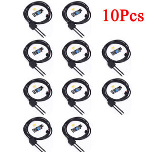 10pcs Soil Moisture Sensor Module For Automatic Watering System Digital Signal