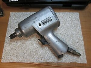 Blue Point At500 1 2 Drive Impact Wrench Gun Variable Torque Used