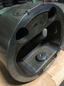 Used Forkhardt Indexing Chuck Zchn Nr 63839 Fabr N r 1565268