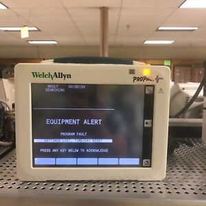 Welch Allyn Protocol 52000 Vital Sign Monitor