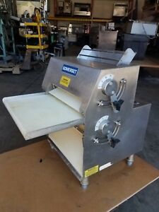 Somerset Cdr1550s Dough Roller Pizza Dough Roller 15 bread pizza bakery food