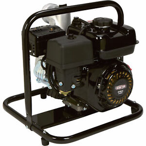 Ironton Self priming Clear Water Pump 14 160 Gph 6 Hp 3in Ports ds30
