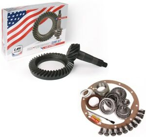 Gm 8 875 Chevy 12 Bolt Car 3 08 Ring And Pinion Timken Master Us Gear Pkg
