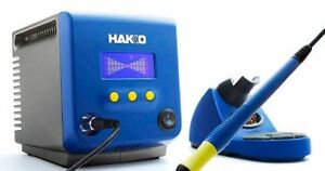 Hakko Fx100 04 Induction Heat Esd Soldering Station With Free Tip