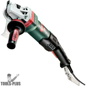 Metabo Wepb 19 180 Rt Ds Angle Grinder 7 15a Electric Vibratech Auto stop New