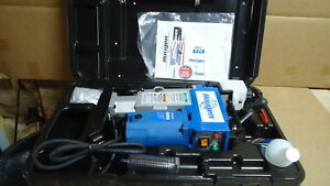 Hougen Hmd505 2 Speed Magnetic Drill Quill Feed Arbor W Coolant 115v