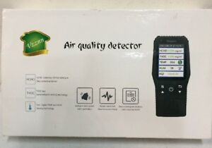 Indoor Air Quality Detector Vzznn Accurate Testing Formaldehyde hcho Monitor