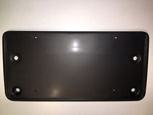 Oem Vw Jetta Front Bumper License Plate Cover Bracket 2006 To 2010 1k0807285a