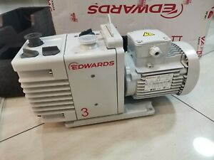 Edwards Rv3 Rotary Vane Vacuum Pump Pn A65201905 New In Stock year 2020