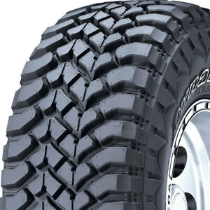 2 New 33x12 50r15 C 6 Ply Hankook Dynapro Mt Mud Terrain 33x1250 15 Tires