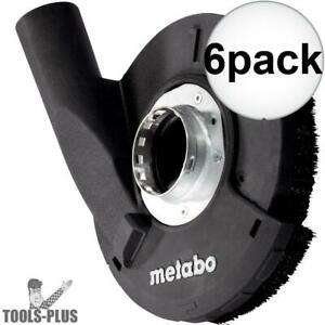 Metabo Ged 125 4 1 2 5 Angle Grinder Dust Shroud 6x New