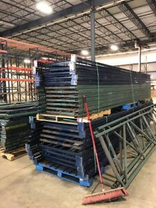 Pallet Rack 16 X 36 Upright Frame
