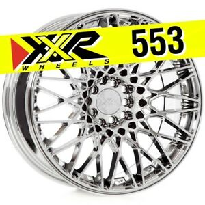 Xxr 553 17x8 25 5 100 5 114 3 22 Platinum Wheels Rims Set Of 4 Deep Concave