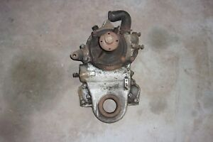 1951 54 Chrysler Hemi 331 Timing Cover Assembly W water Pump away Until Feb 15th