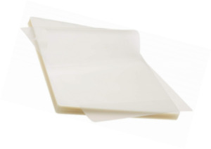 Thermal Laminating Pouches 3 Mil Clear Letter Size Sheets 8 5 X 11 Inch 500 P