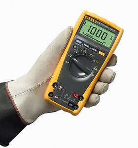Fluke Flk 179esfp True Rms Digital Multimeter