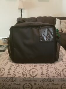 Insulated Semi Rigid Delivery Backpack W sealed Liner New Out Of Box Never Used