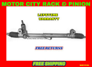 Power Steering Rack And Pinion Assembly Fits 2002 2008 Envoy Trailblazer Gmc Usa