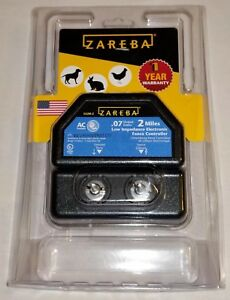 zareba 2 Mile Ac Low Impedance Electronic Fence Controller 07 Output new