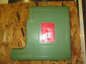 Powermatic 141 14 Bandsaw Lower Door Cover Sheet Metal Very Nice Band Saw Parts