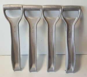 Lot 4 Kraft Combination Aluminum Drywall Lifter And Carrying Tool Dc170