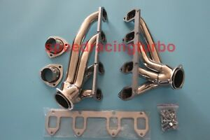 Ford Block Hugger Exhaust Header Ff390 P 428 330 Free Ship To Usa