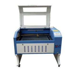 100w Reci W2 Laser Engraving Cutting Machine 6090 9060 Ruida 6442s Controller