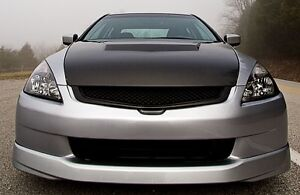 Honda Accord Sedan 03 04 05 Style Front Lip Body Kit Hfp 2003 2005