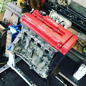 Jdm B16a Honda Civic 1 6l Dohc Obd0 Vtec Engine Only rebuilt