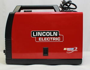 Lincoln Electric 125 Hd 125 Amp Weld pak Flux cored Welder local Pick up