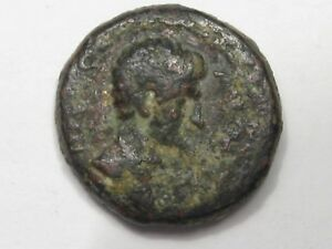 Ancient Roman Coin Claudius 41 54 Ad 23 Of Berytus Pheonicia Beirut 89