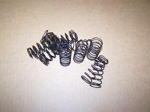 1966 71 426 Hemi Rocker Shaft Springs Charger Cuda Challenger Rocker Engine Arm