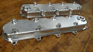 Gm Lt1 lt4 l86 Billet Valve Covers