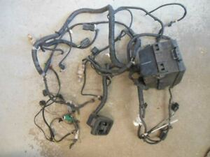 2005 Ford Focus Junction Box Wiring Harness 5s4t 14k733 be Fuse Headlight