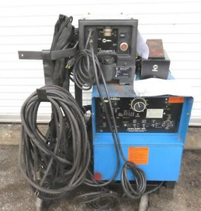 Miller Dialarc Hf Welder W Miller Coolmate 3 Kg 35 Foot Pedal And Accessary