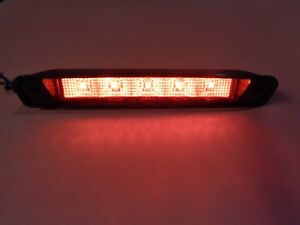 1996 2000 Nissan Pathfinder Third Brake Light Stop Lamp 97 98 99 00 Qx4 Oem 3rd