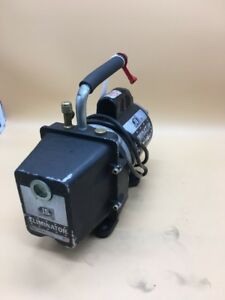 J b Industries Model Eliminator Dv 6e 6 Cfm Vacuum Pump 9089521 1