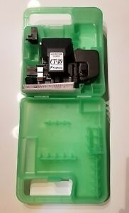 New Fujikura Ct 30a Fiber Optic Cleaver genuine