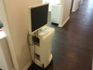 Sirona Cerec Ac Bluecam sw 3 85 With Mc Xl Mill And Ivoclar Programat C5 Oven
