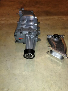 2003 2004 Ford Mustang Cobra Supercharger Ported Eaton Svt 4 6 32v 4v 03 04