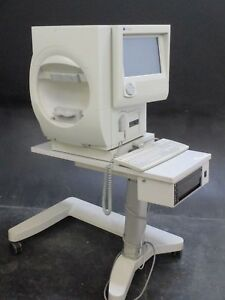 Zeiss 720 Visual Field Analyzer For Medical Optometry Exams 720 4229
