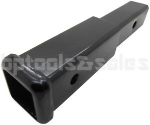8 Hitch Extension Receiver Extender Trailer Receiver Tube 5 8 Pin Hole 2 X 2