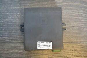 Bmw On board Computer Relay 65811373726