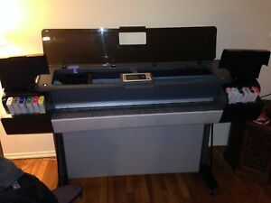 Hp Designjet Z3200 Photo 44 in Large Format Printer