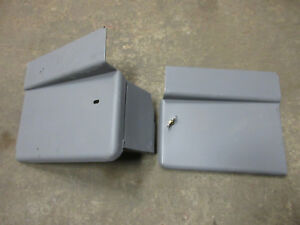 John Deere 320 40 420 Left Cover Right Battery Box Toolbox
