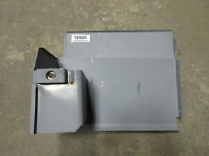 John Deere 320 40 420 Right Battery Box Cover Toolbox Very Nice Reproduction