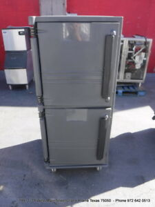 Cambro Full Size Pan Food Transportation Carrier Cabinet