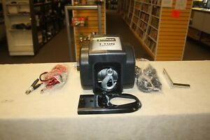 Reese Towpower 1 Ton Portable Electric Winch 70336