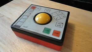 Stahl Model X y Micro Position Controller Control Pad With Ball Wheel