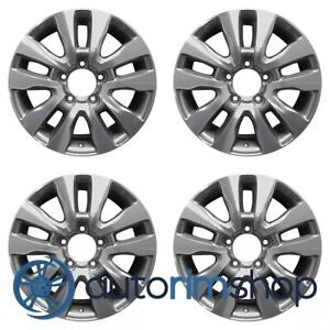 Toyota Sequoia Tundra 2008 2019 20 Factory Oem Wheels Rims Set Machined With